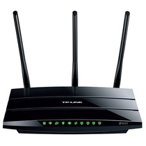 Roteador Wireles Dual Band N600 Adsl2+modem Router Td-w8980