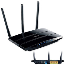 Roteador Wireless Dual Band Tp-link Tl-wdr4300 N750 Gigabit