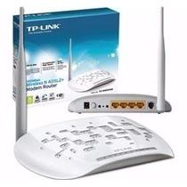 150mbps Modem E Roteador Wireless N Adsl2+ Td-w8951nd