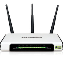 Roteador Wireless Tp Link N 300mbps Tl-wr941nd