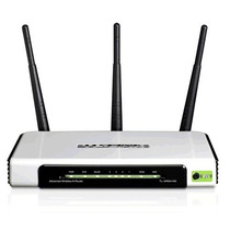 Roteador Wireless Tp-link Tl-wr941nd 300mbps 3 Antenas B/g/n