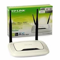 Kit 6 Roteador Wireless Tp-link Tl-wr841 300mbps -atacado