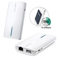 Mini Roteador Wireless 3g/4g Portatil Tp-link Tl-mr3040