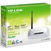 Roteador Wireless Tp-link Tl Wr 740n 150mbps - Promoção