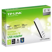 Adaptador Wireless Tp-link Usb N 150mbps (tl-wn721n Br)