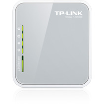 Mini Roteador Portatil 3g Tp-link Tl-mr3020 Wifi 3.75g 150m