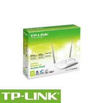 Repetidor Access Point Cliente Tp-link Tl-wa 801nd 300mbps