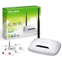 Roteador Tp-link Tl Wr 740n 150mbps 5 Anos De Garantia + Nf