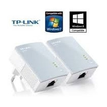 Powerline Tp Link Av500 Kit (par)