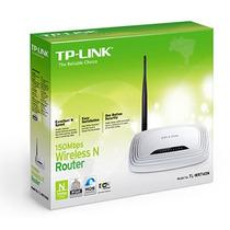 Roteador 1 Antena 150mbps Wireless Lite N Tl-wr741nd - Tp-li