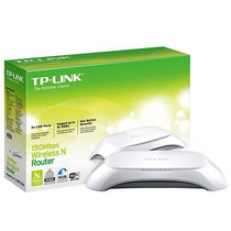 Roteador Configurado Wireless 150mbps Tp-link Tl-wr720n Wifi