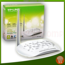 Access Point, Repetidor, Cliente 150mbps Tl-wa 701nd Tp-link