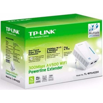 Tp-link Tl-wpa4220 Powerline Av500 300mbps-100% Original.