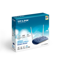 3 X 1 Modem Adsl2 + Router + Wifi 300mb Mimo W8960nd Tplink