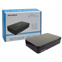 Roteador Wireless 300mbps Mymax - Novo C/ Nf
