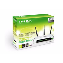 Roteador 300mbs Tp Link Tl-wr1043nd 3 Antenas Wifi Wireless