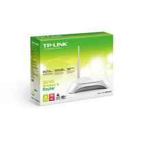Tp-link Roteador Wireless N 150mbps 3g/4g Tl-mr3220