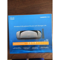 Linksys - Linux Wrt 160nl Wireless - N Broadband Router
