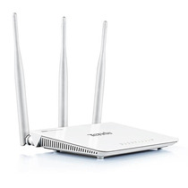 Roteador Wireless 300mbps Tenda Bivolt 2,4ghz Wifi 3 Antenas