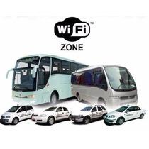 Kit Wi-fi Veicular | Roteador 3g E 4g Desbloqueado Taxi Van