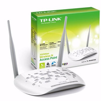 Roteador Access Point Cliente Tp-link Tl-wa 801nd Cc