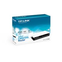 Roteador Dsl De 4 Portas Tp-link Tl-r460
