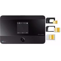 Roteador Portátil Tp Link M7350 4g Lte Mobile Wifi 150mbps