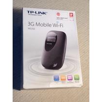 Roteador 3g + Modem Wifi - Tp Link M5350 C/ Bateria
