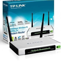 Roteador Wireless Adsl2 Tp-link Td-w8960n Mimo
