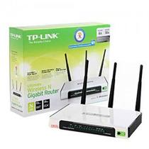 Roteador Wireless N Usb Tl-wr 1043nd 300m Tp-link - Original