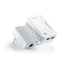 Wifi Powerline, Edição 300mbps Wifi E Av500 Tl-wpa4220 Kit