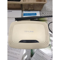 Roteador Wireless N Tp Link 150mbps Modelo: Tl-wr740n N (br)
