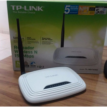 Roteador Wireless 150m Tl-wr741nd Tp-link 1 Antena