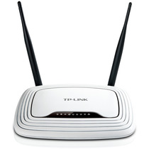 Roteador Wireless Tp-link Tl-wr841nd 300mbps 2 Antenas