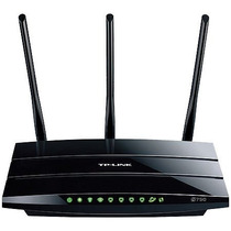 Roteador Gigabit Dual Band Wireless N750 Tl-wdr-4300 - 3 A