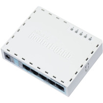 Routerboard Mikrotik Rb750gl 5 Gbit 64mb *imperdivel* Lvl 4