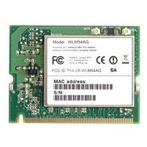 Adaptador Wireless Mini-pci Compex Wlm54ag 6a 20dbm 2,4/5ghz
