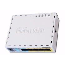 Mikrotik Routerboard Rb750up 400mhz 32mb Nivel 4 + 1 Usb2.0