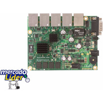 Router Board 850gx2 500mhz Atheros 512mb 5gbit Rs232 Lv5 Mkt