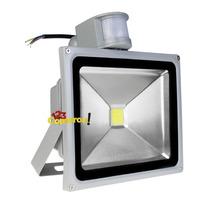 Refletor Led 30w Branco Frio Sensor Presença + Frete Grátis