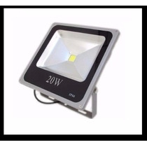Refletor De Led - Holofote Branco Frio 20w - Bivolt 127/220
