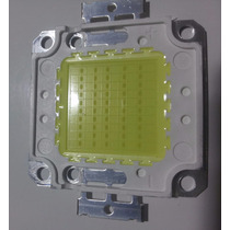 Chip Led 50w Para Refletor Holofote Branco Frio
