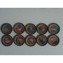 Tampinhas De Coca Cola - Coleção Completa - Olimpíadas 2012