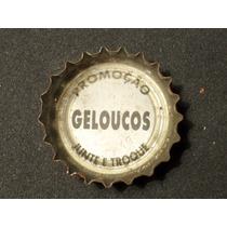 Tampinha Antiga Promoção Geloucos Da Coca-cola