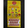 Folheto Antigo Promoção Minimania Coca-cola Olimpíadas Cards