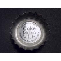 Rara Tampinha China Promoção Coca-cola Importada