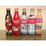 Garrafas Coca Cola Vidro Plastificada Vários Temas