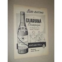 Cartaz.poster.placa.propaganda Antiga Original Antarctica.