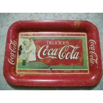 Mini Bandeja Coca Cola Vintage (265)