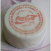 Tampinha Antiga De Coca-cola Rosquiável (plástica)